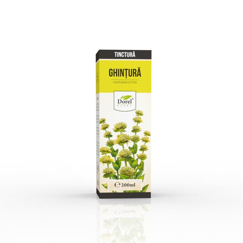 Tinctura de ghintura, 200 ml, Dorel Plant