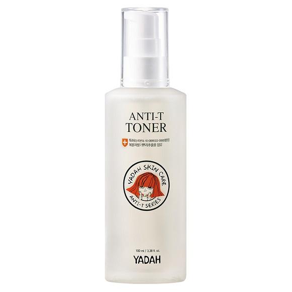 Toner pentru tenul acneic Anti Trouble, 100 ml, Yadah