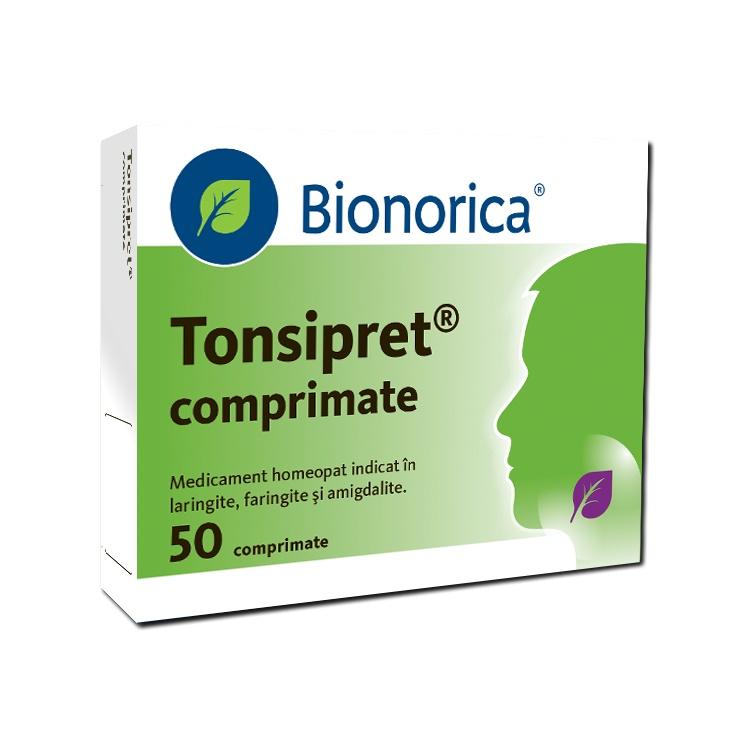 Tonsipret, 50 comprimate, Bionorica