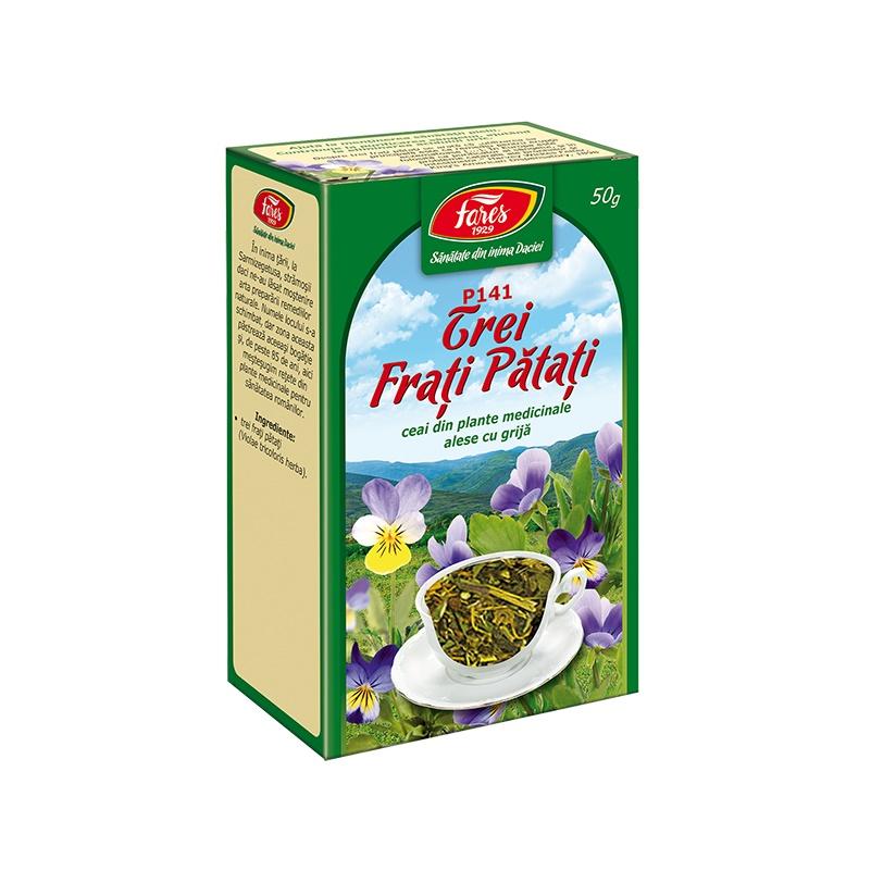 curatarea colonului ceai fares)