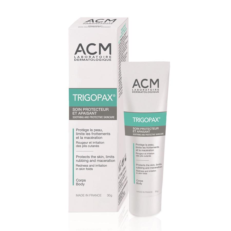 Cremă protectoare și calmantă Trigopax, 30 ml, Acm