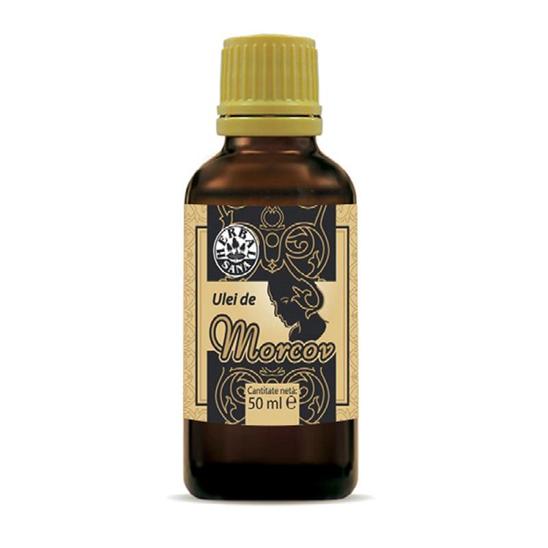 Ulei de Morcov, 50 ml, Herbavit