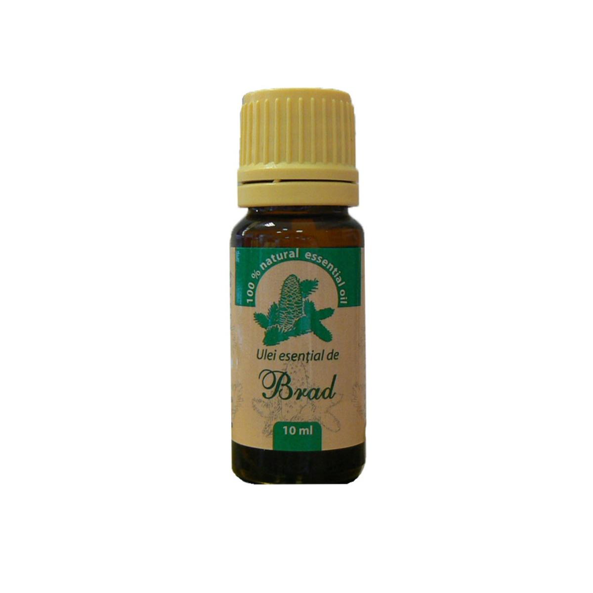 Ulei esential de Brad, 10 ml, Herbavit
