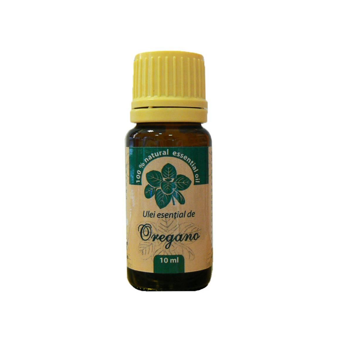 Ulei esential de Oregano, 10 ml, Herbavit