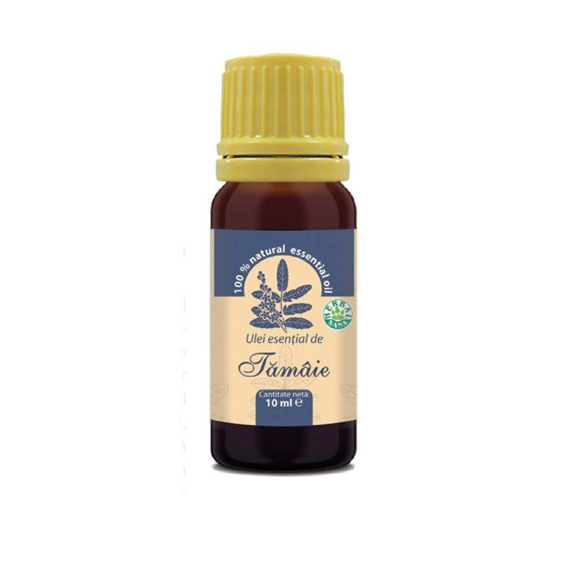 Ulei esenţial de tămâie 100% pur, 10 ml, Herbavit