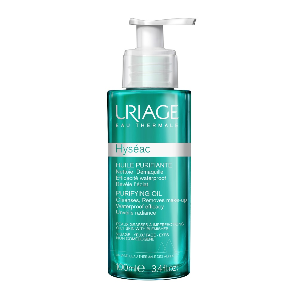 Ulei purifiant Hyseac, 100 ml, Uriage