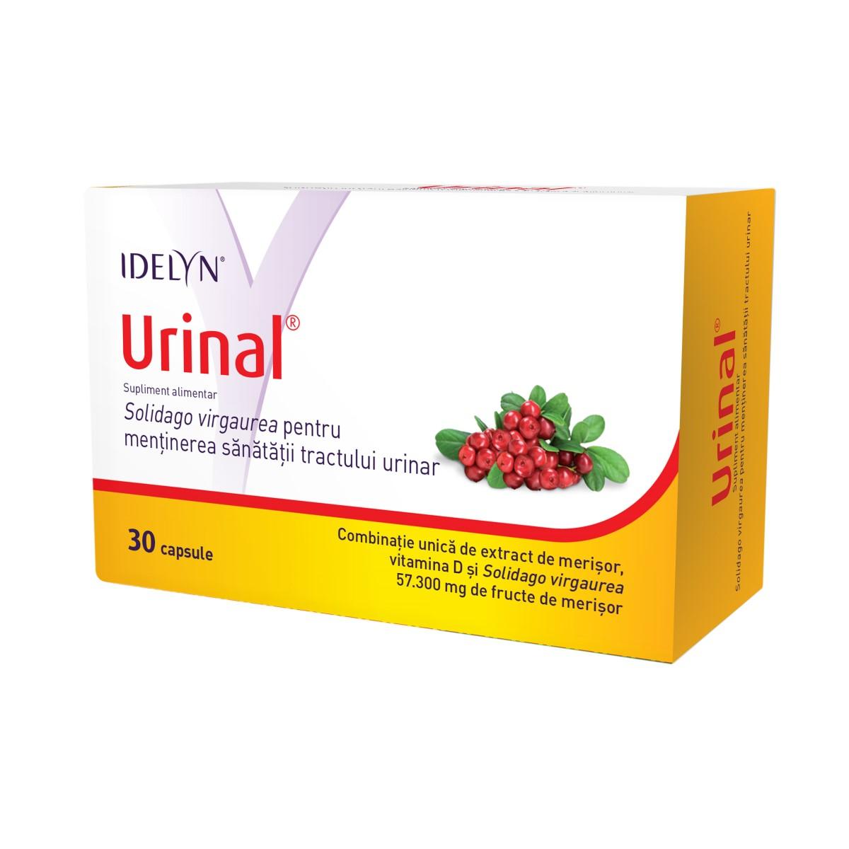 Urinal, 30 capsule, Walmark