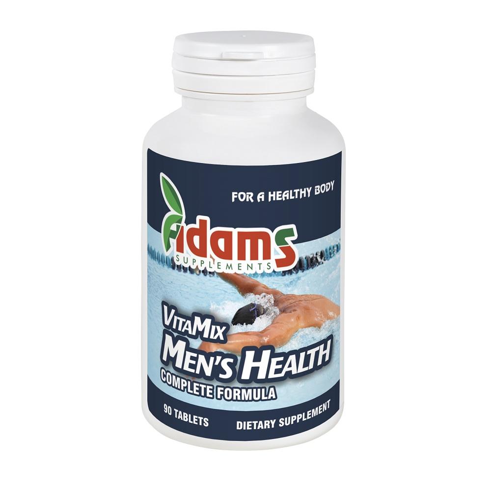 VitaMix Men's Health, 90 tablete, Adams Vision