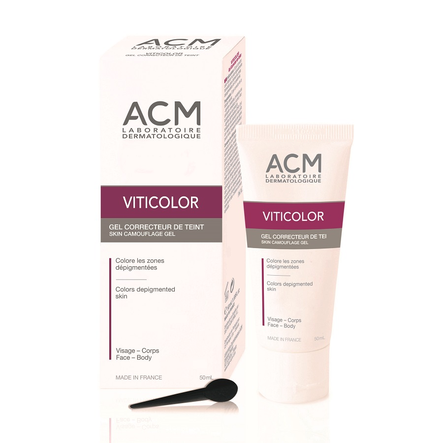 Gel colorant Viticolor, 50 ml, Acm