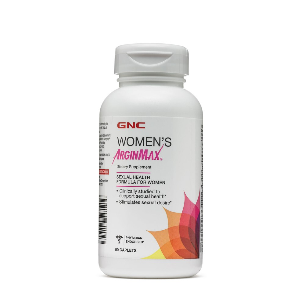 Women's ArginMax - Formula pentru femei, (236911), 90 capsule, GNC