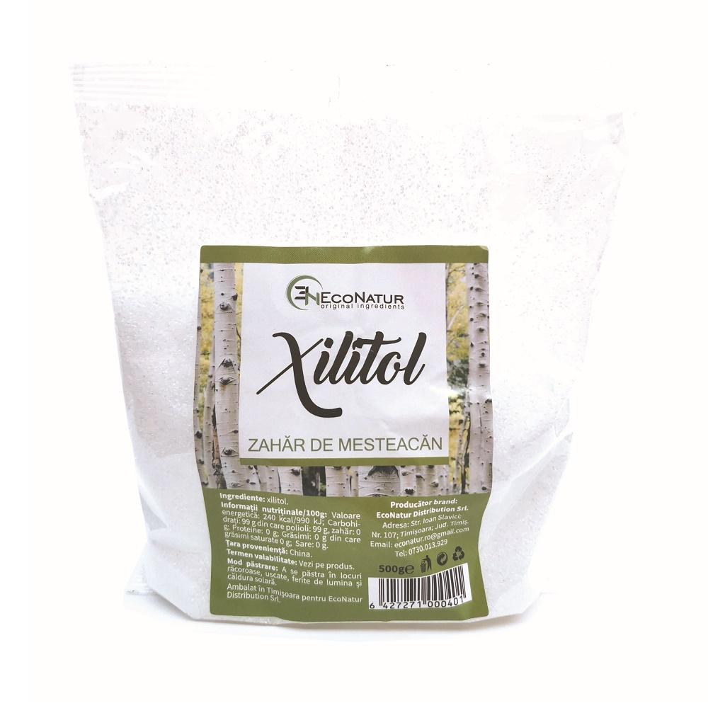 Xilitol, 500 g, EcoNatur