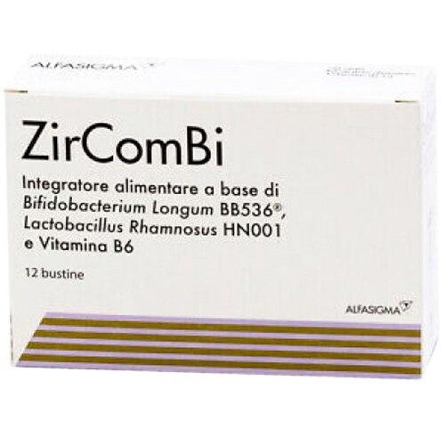 ZirComBi, 12 plicuri, Alfa Wasserman