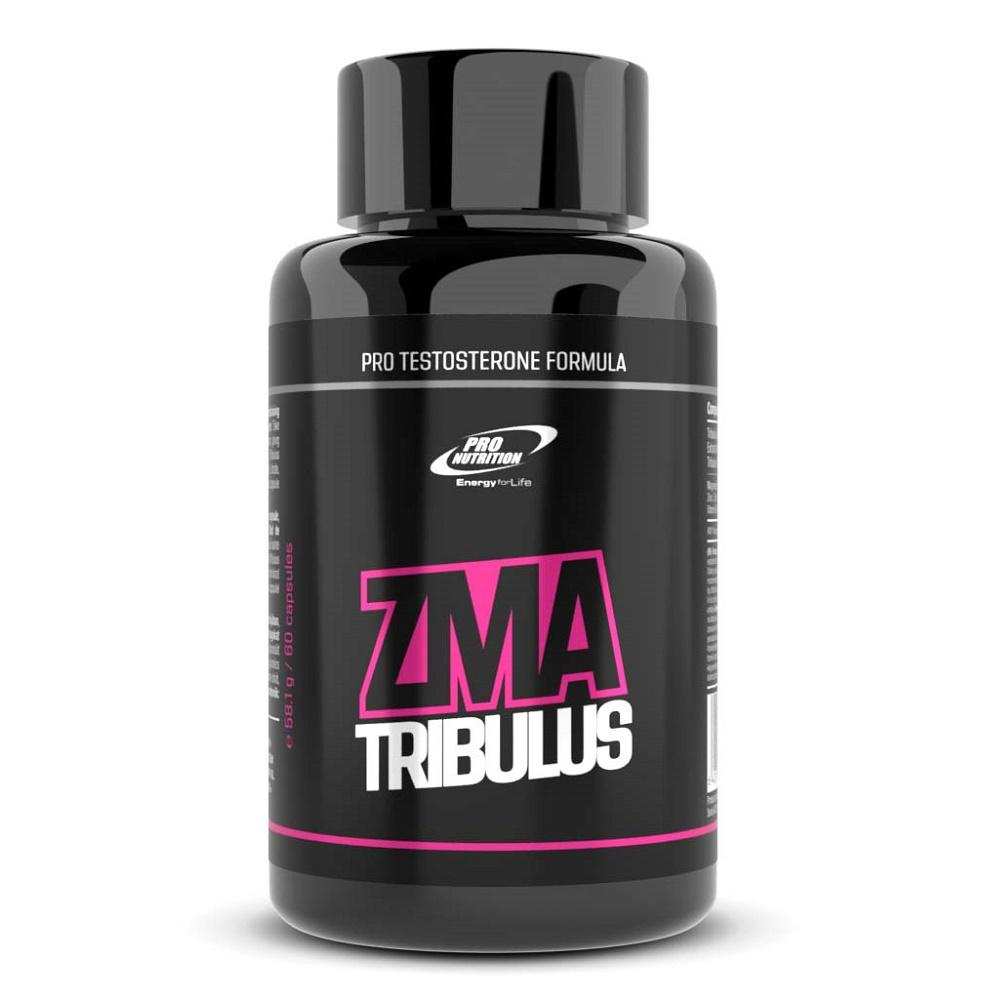 ZMA Tribulus, 60 capsule, Pro Nutrition
