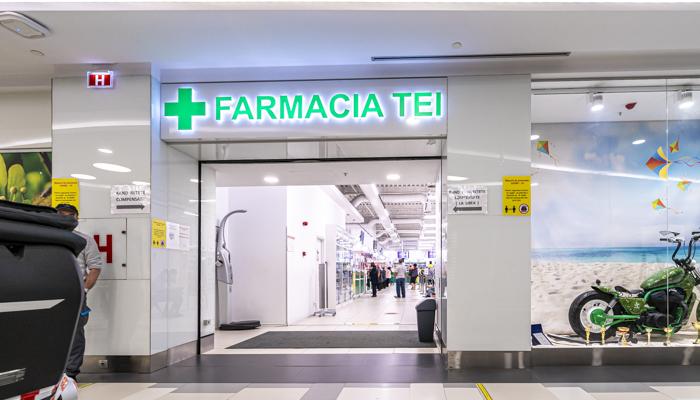 Farmacia Tei Barbu Vacarescu